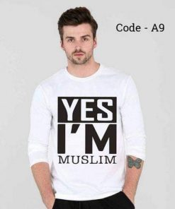 full-sleeve-t-shirt Muslim