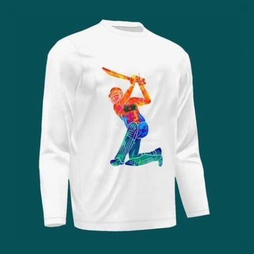 Sports Full Sleeve T-Shirt